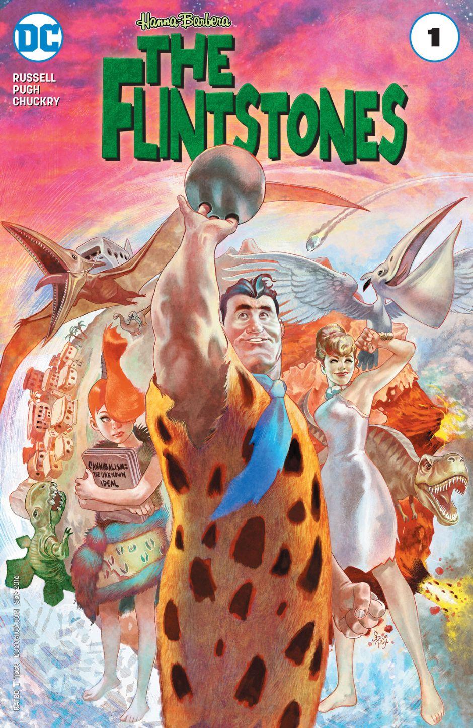 Image result for flintstones vol 1