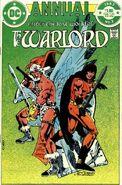 Warlord Annual 2