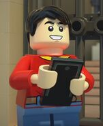 William Batson Lego DC Heroes 0001