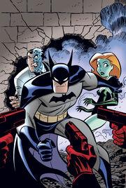 Batman Adventures Vol 2 1 Textless
