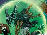 Black Lantern Corps (Flashpoint Timeline)