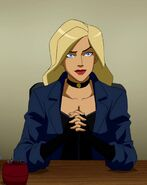 Dinah Lance Earth-16 0001