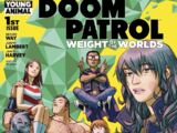 Doom Patrol: Weight of the Worlds Vol 1