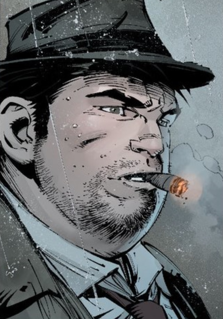 Harvey Bullock Prime Earth Dc Database Fandom