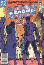 Justice League of America 198