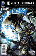 Mortal Kombat X Vol 1 2
