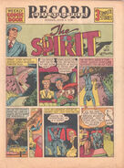 Spirit Newspaper Strip 2