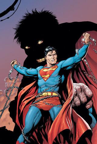 File:Superman - Secret Origin Vol 1 6 Textless.jpg