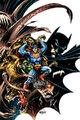 Superman and Batman vs Vampires and Werewolves Vol 1 3 Textless