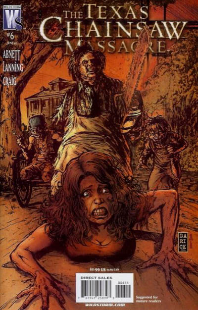 texas chainsaw massacre vol 1 6