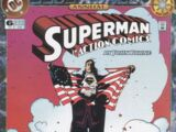 Action Comics Annual Vol 1 6