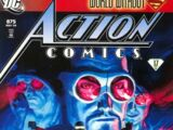 Action Comics Vol 1 875