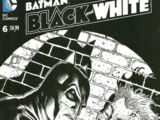 Batman Black and White Vol 1 6