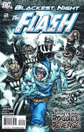 Blackest Night Flash Vol 1 2