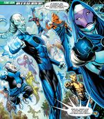 Blue Lantern Corps (Prime Earth) 01