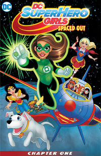 DC Super Hero Girls - Spaced Out Vol 1 1 (Digital)