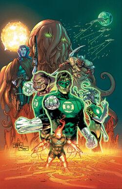 Green Lantern Vol 5 31 Textless