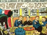 Junior Justice Society of America (Earth-Two)