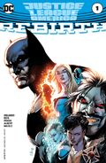 Justice League of America Rebirth Vol 1 1