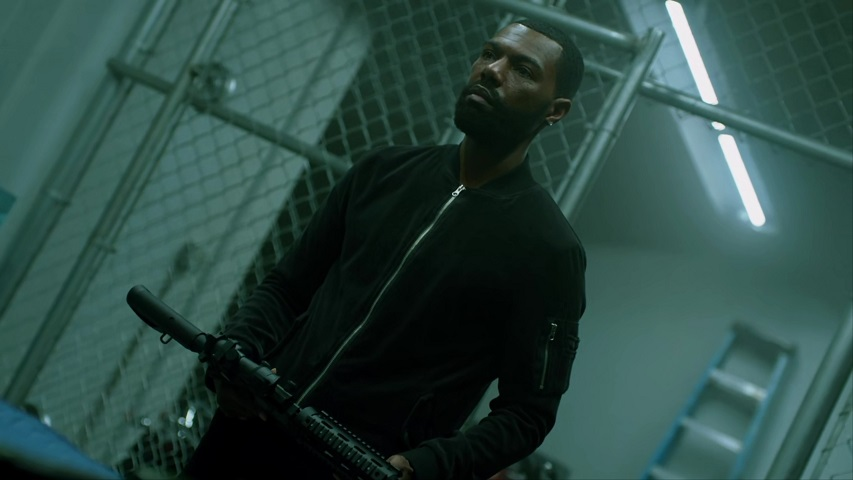 Latavious Johnson Black Lightning Tv Series Dc Database Fandom
