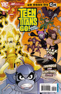 Teen Titans Go! Vol 1 40