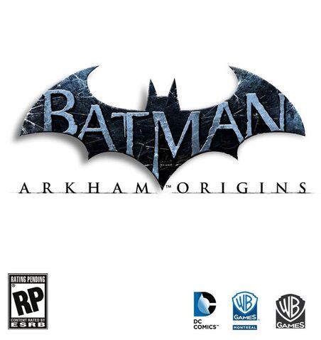 File:Batman Arkham Origins Reveal Logo.jpg