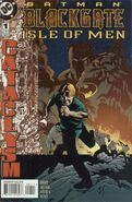 Batman Blackgate Isle of Men 1