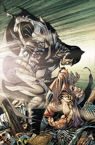 Andy Kubert Solicit Art