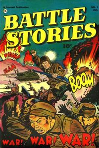Battle Stories Vol 1 1