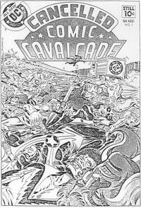 Cancelled Comic Cavalcade 1
