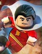 Captain Marvel LEGO 001