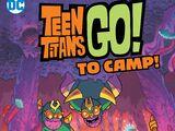 Teen Titans Go! To Camp Vol 1 6 (Digital)