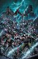Forever Evil Arkham War Vol 1 1 Textless