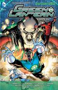 Green Lantern Lights Out TPB