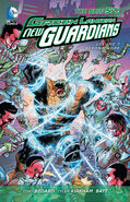 Green Lantern New Guardians Beyond Hope TPB