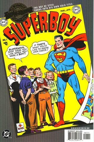 File:Millennium Edition - Superboy 1.jpg