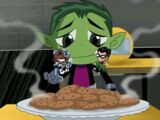 New Teen Titans (Shorts) Episode: Stream of Consciences