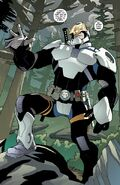 Slade Wilson (Earth-1) 001