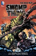 Swamp Thing Family Tree TPB