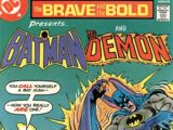 The Brave and the Bold Vol 1 137