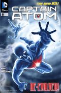 Captain Atom Vol 3 8