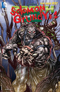 Earth 2 Vol 1 15.2 Solomon Grundy