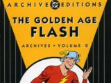 The Golden Age Flash Archives Vol. 2 (Collected)