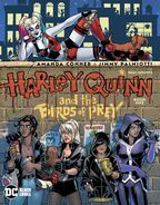 Harley Quinn and the Birds of Prey Vol 1 1