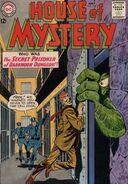 House of Mystery v.1 134