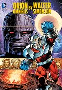 Orion by Walter Simonson Omnibus