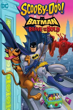 Scooby-Doo! & Batman The Brave and the Bold