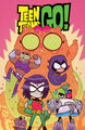Teen Titans Go! Vol 2 16 Textless