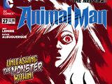 Animal Man Vol 2 27