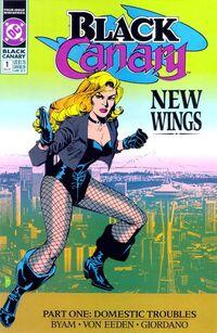 Black Canary v.1 1